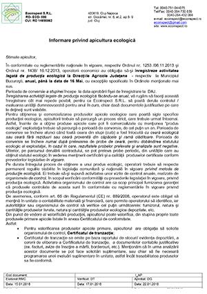 I-AP Informare apicultura 15.01