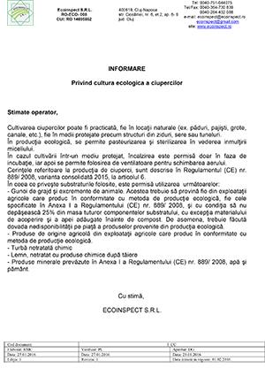 I-CC Informare cultivarea ciupercilor 25.01