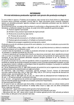 I-E Informare etichetare 16.01