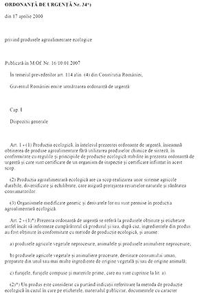 O.U.G. nr.34 din 2000